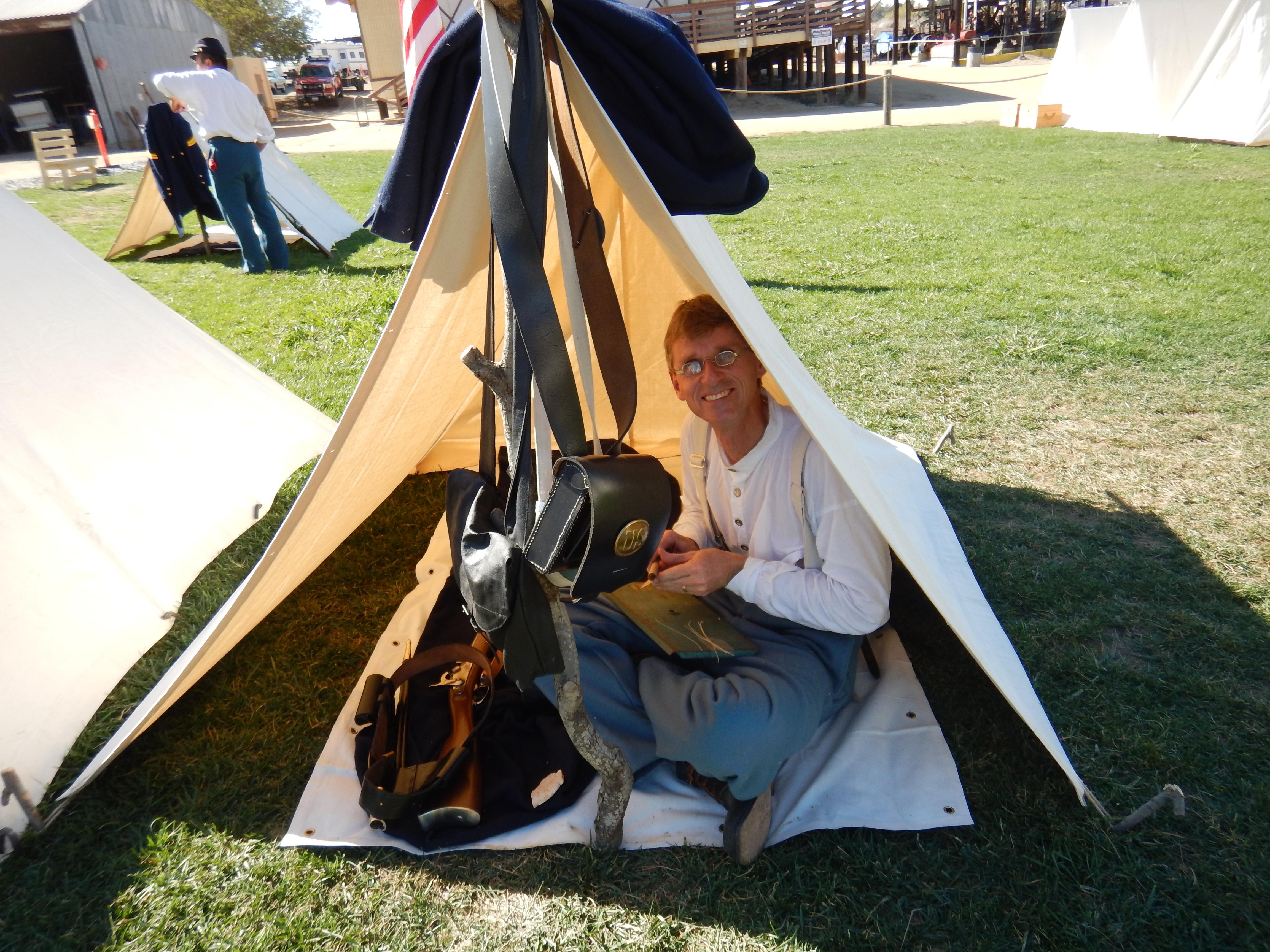 DSCN6344 Steve's Tent